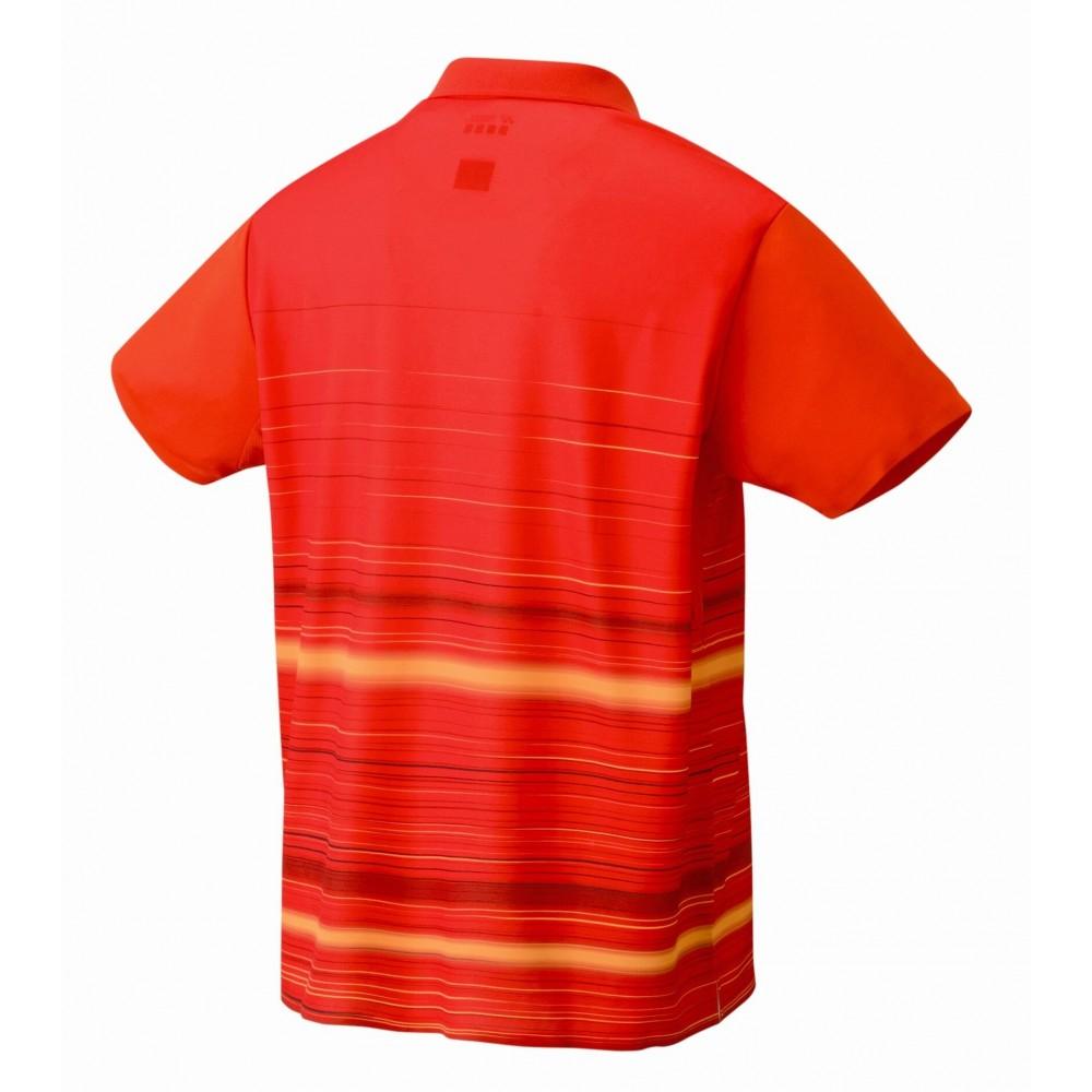 Yonex MENS SHIRT 10282EX Fire red-38