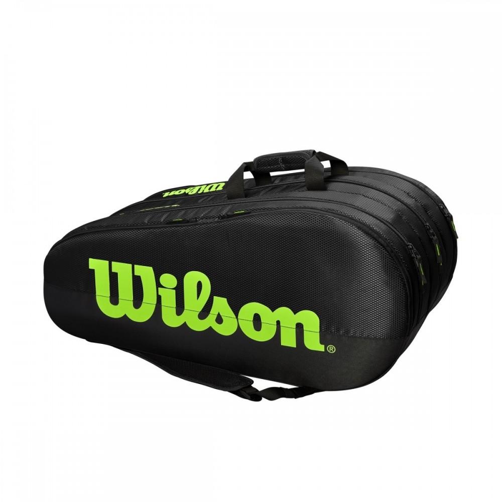 Wilson Team 3 COMP black/green-31