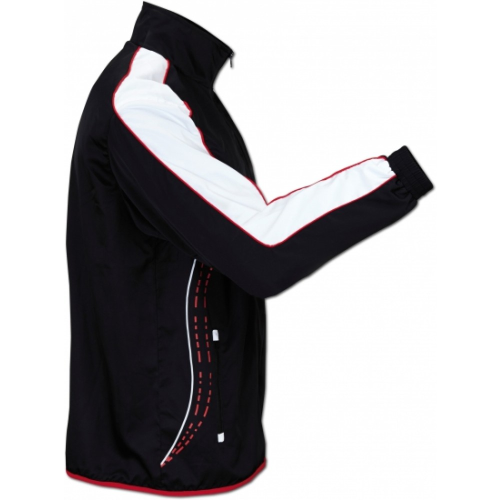 Victor TA Jacket Team black 3815 Aaybro Badminton Club-31