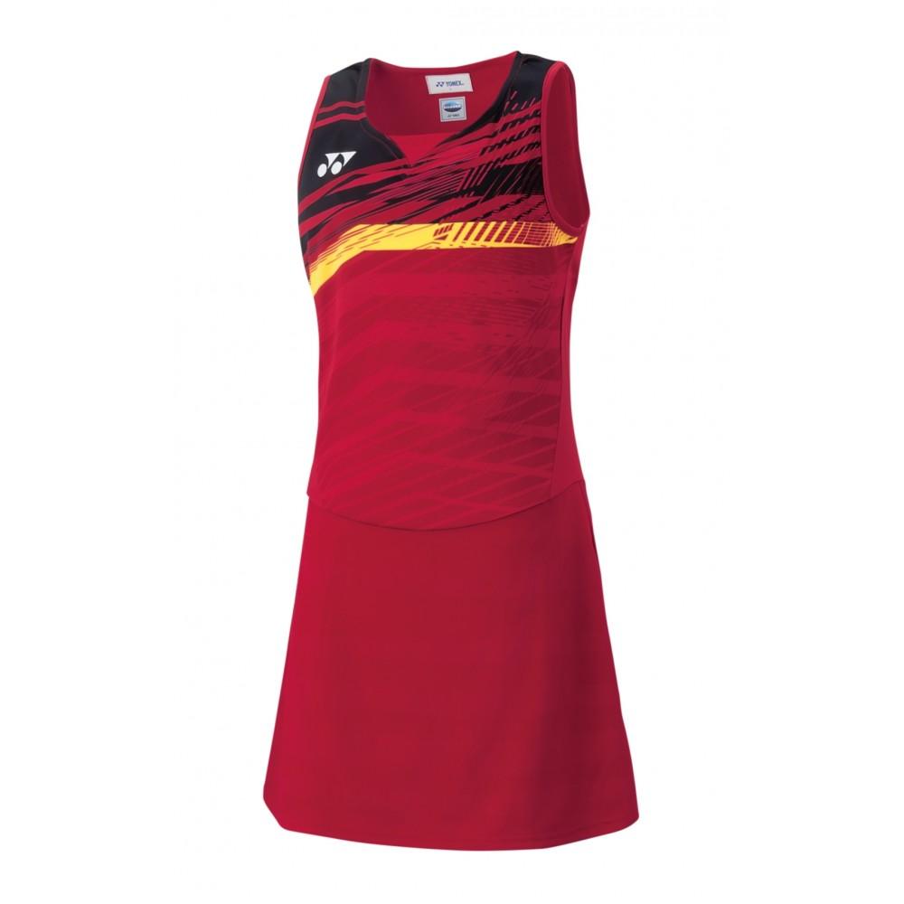 Yonex kjole 20389EX rød-31