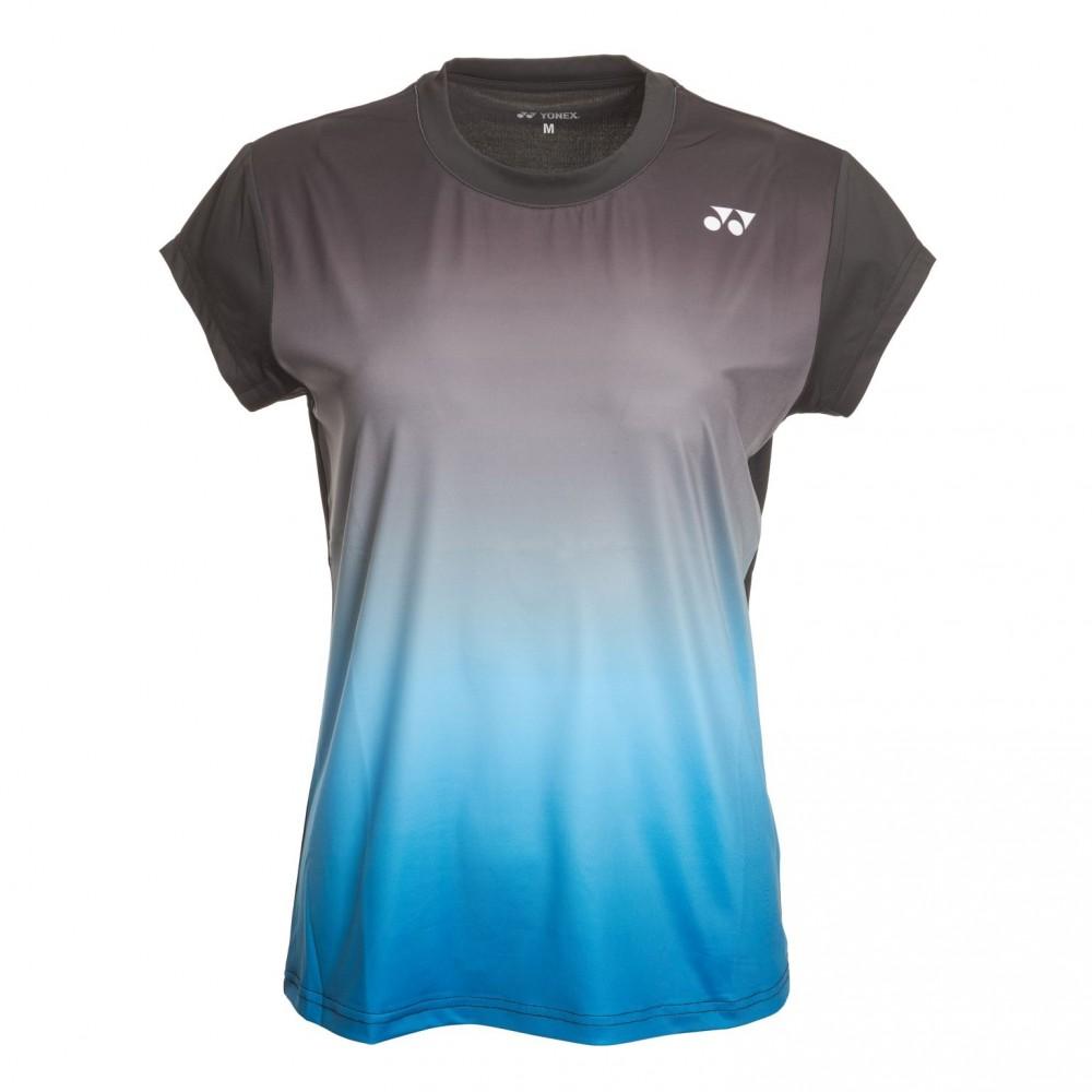 Yonex Shirt Woman 20635 black/blue-310