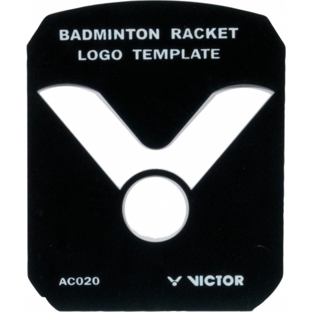 V-logo stencil-31