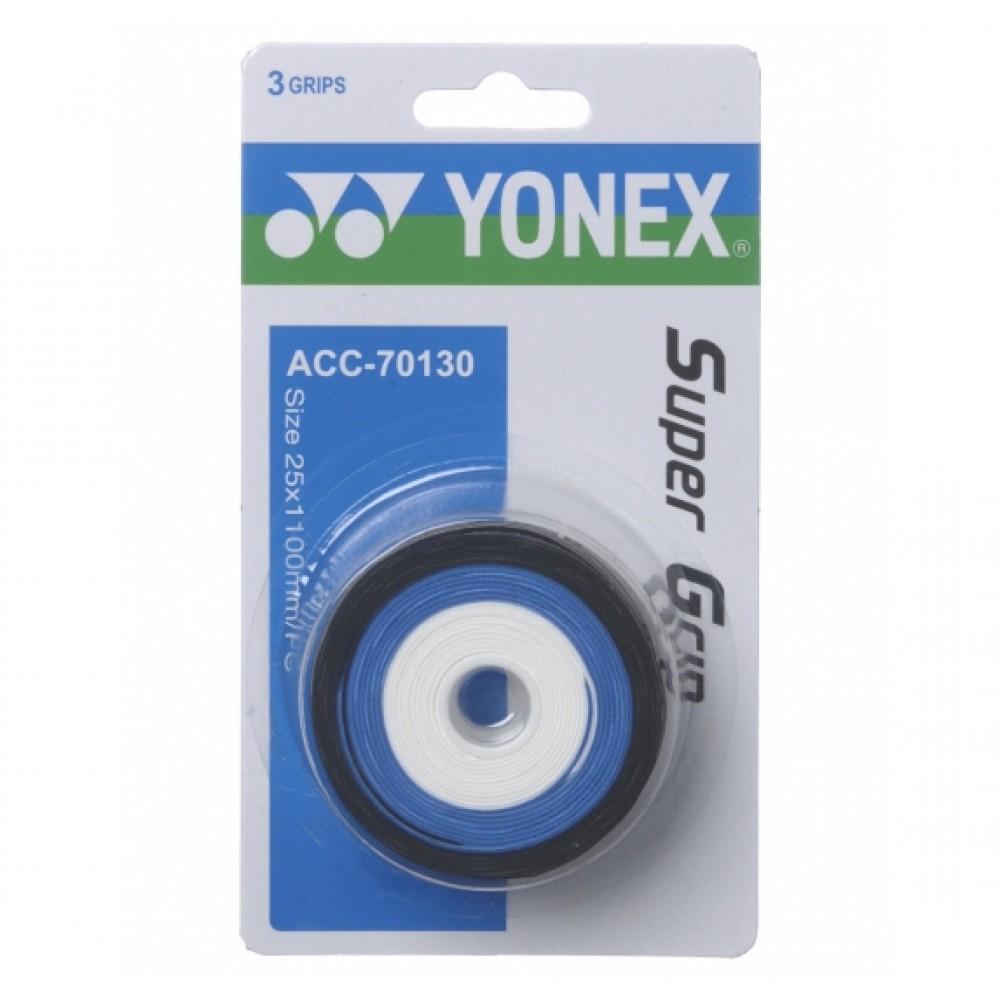 Yonex Super Grip, 3 stk.-32