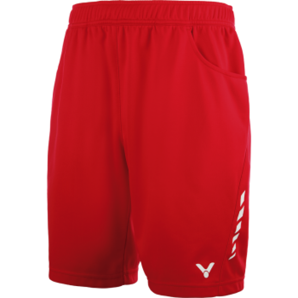 Victor Shorts Denmark red 4628-34