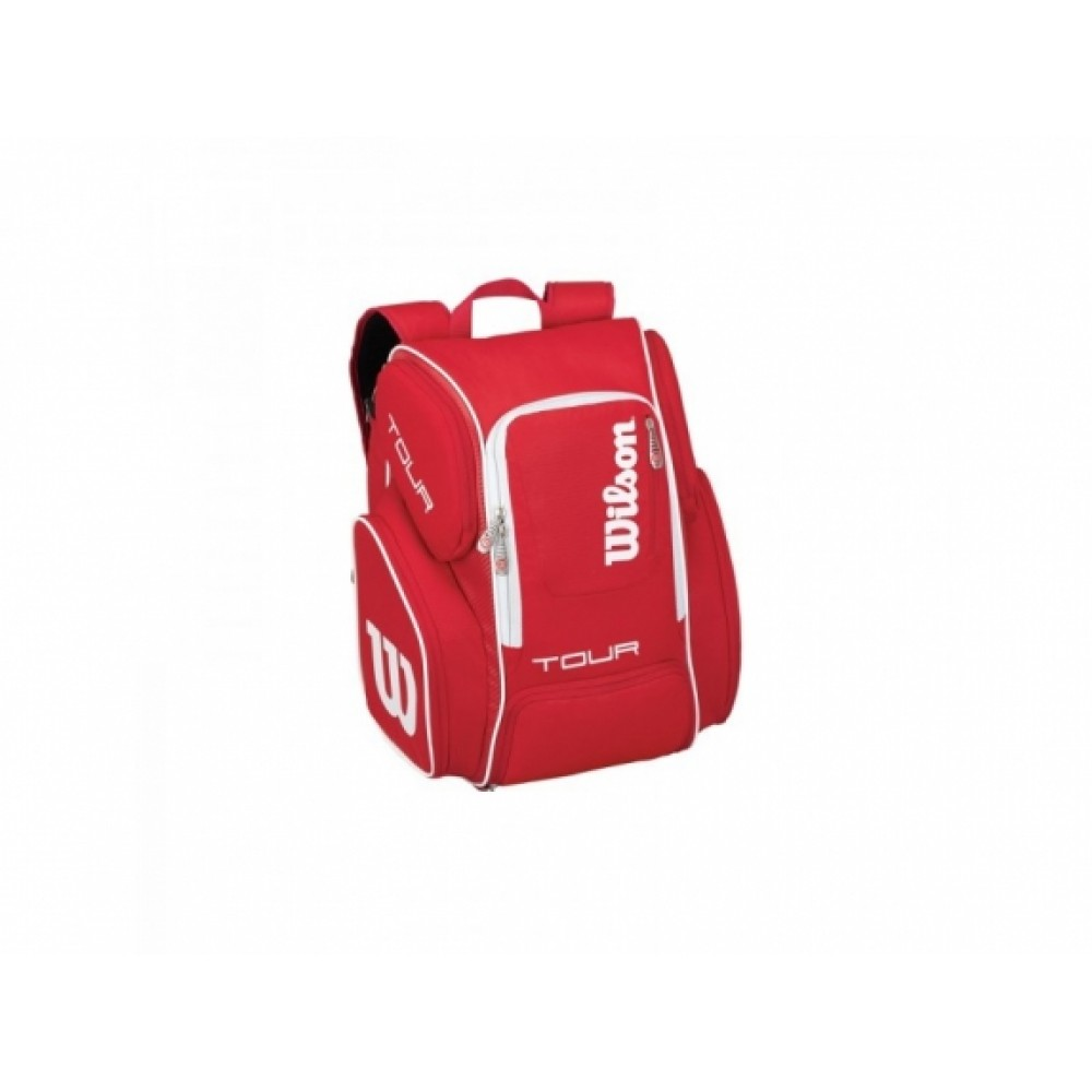 Wilson Tour backpack large red-31