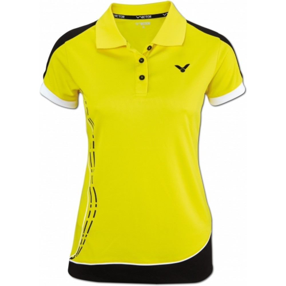 Victor Polo Function Female Yellow abc Aalborg-31