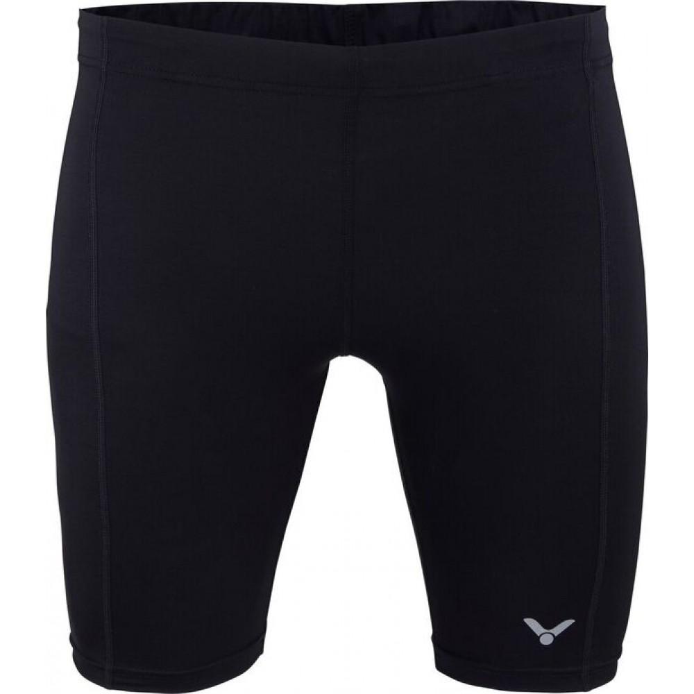Victor Compression Shorts uni black 5718-31