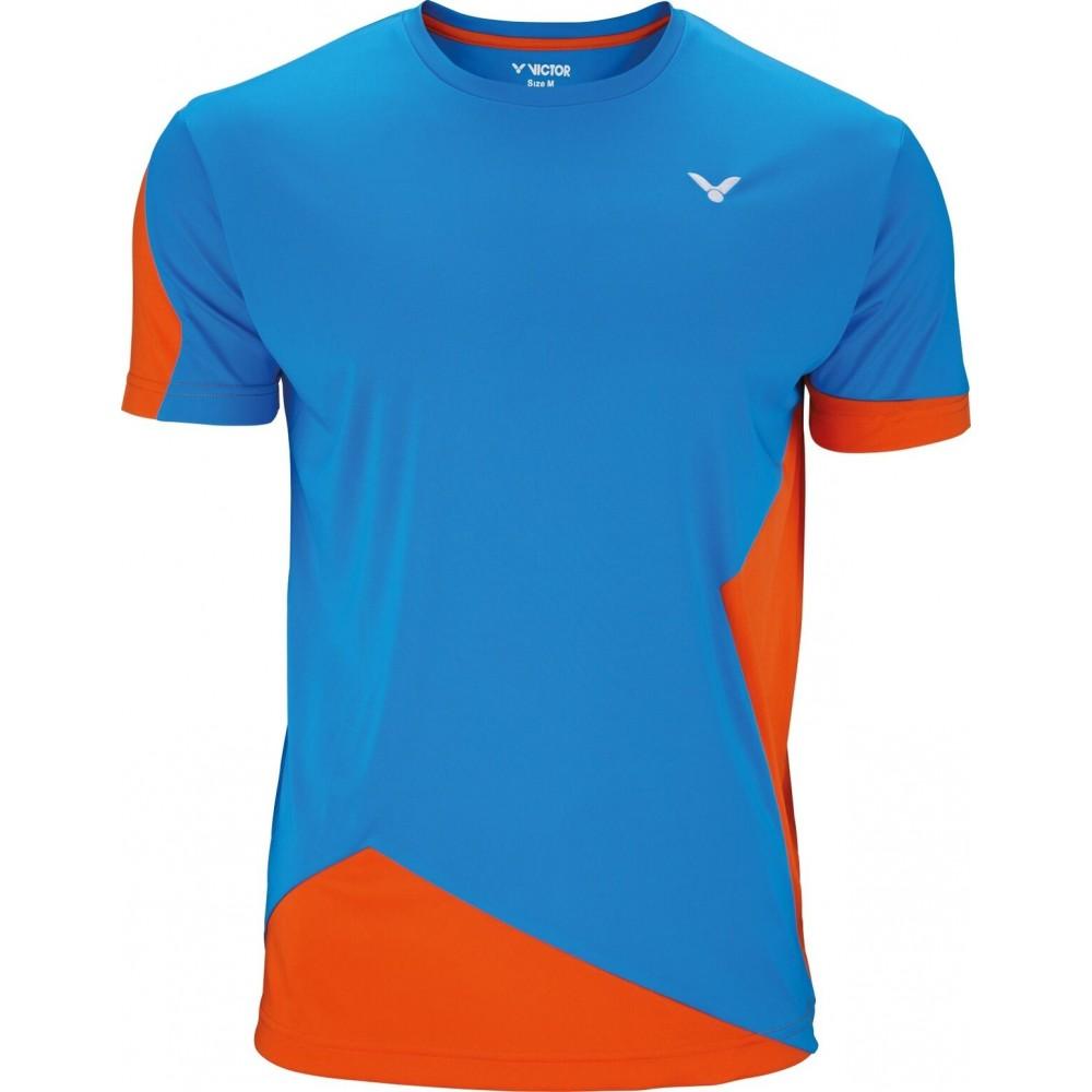 Victor T-shirt function unisex orange 6108-31