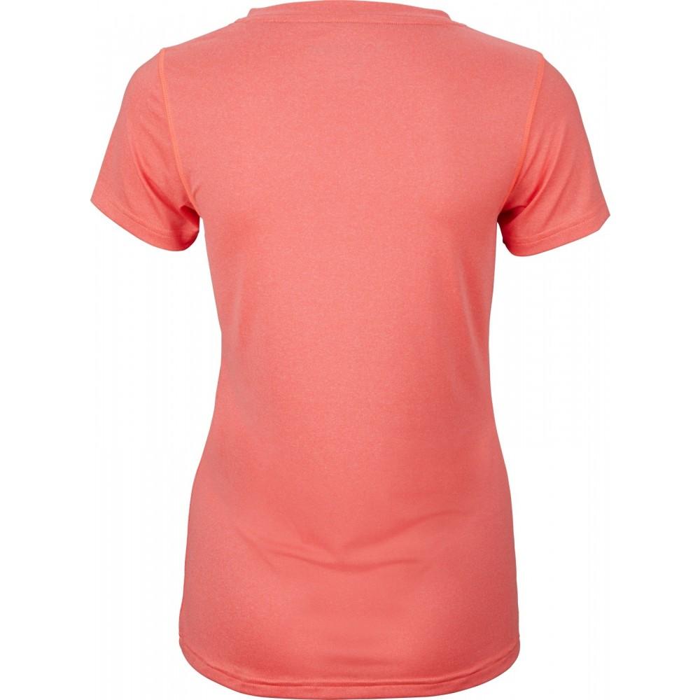 Victor T-shirt melon melange 6529-31