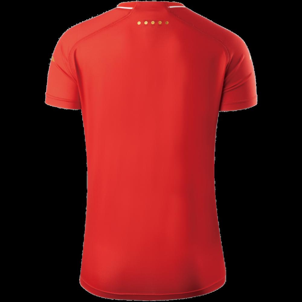 Victor Shirt Denmark Female red 6609-31