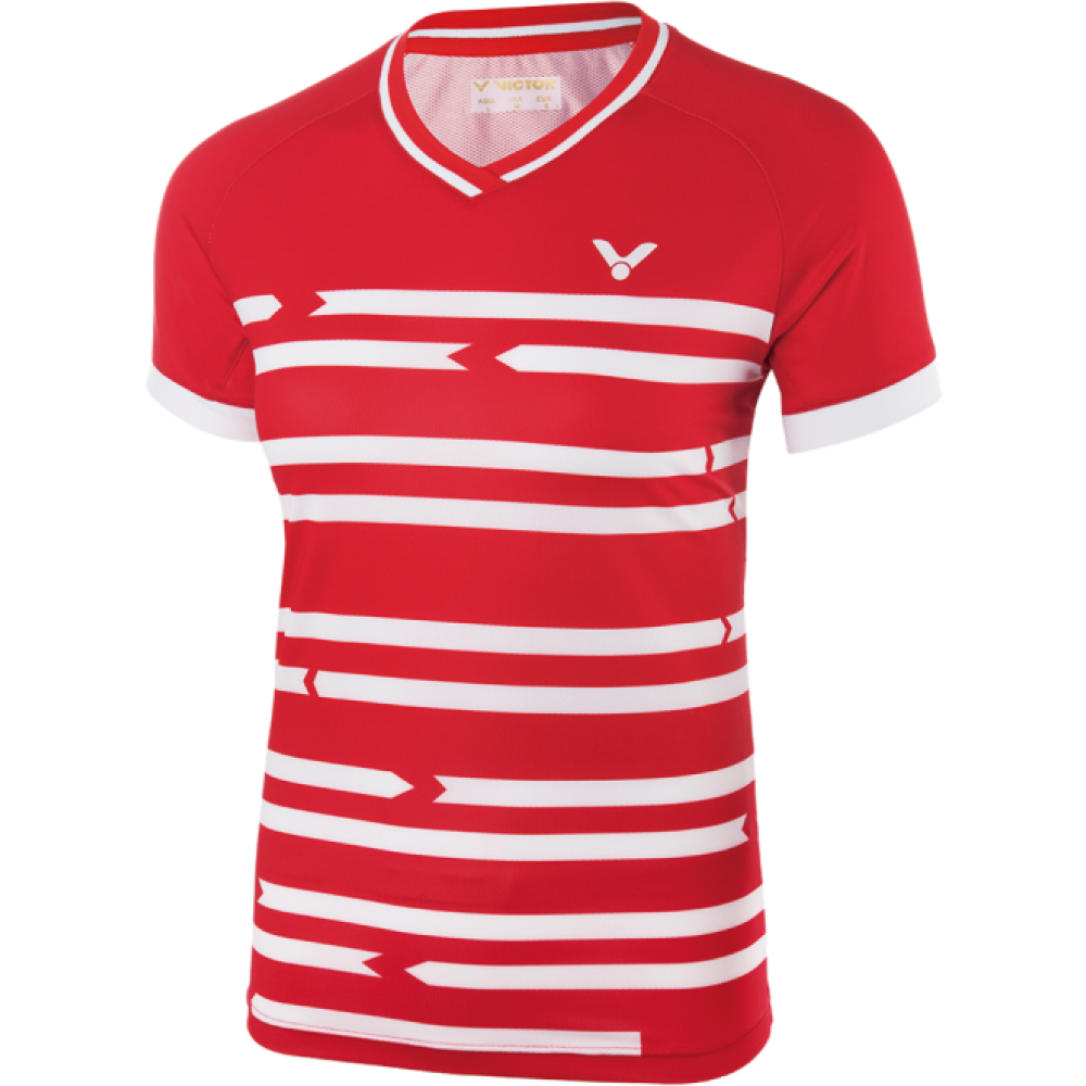 Victor Shirt Denmark Female red-32