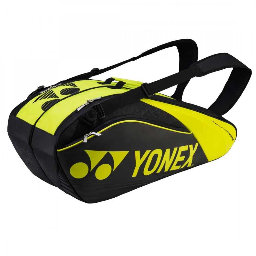 Yonex Pro bag 9626 black/lime-31