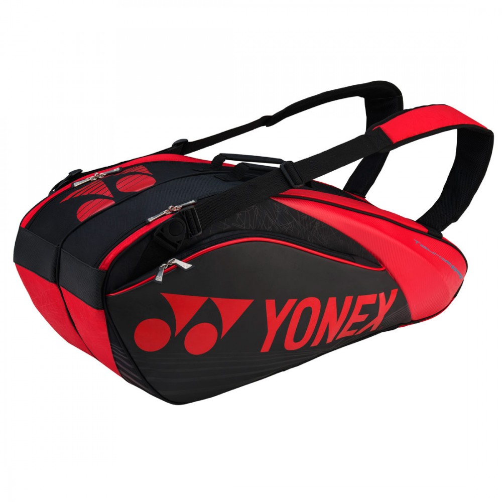 Yonex Pro bag 9626 black/red-31