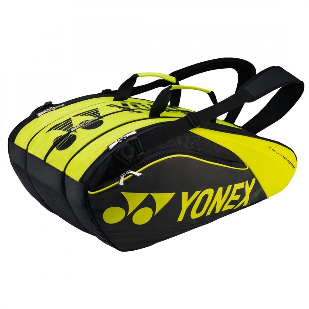 Yonex Pro Bag 9629 black/lime-31