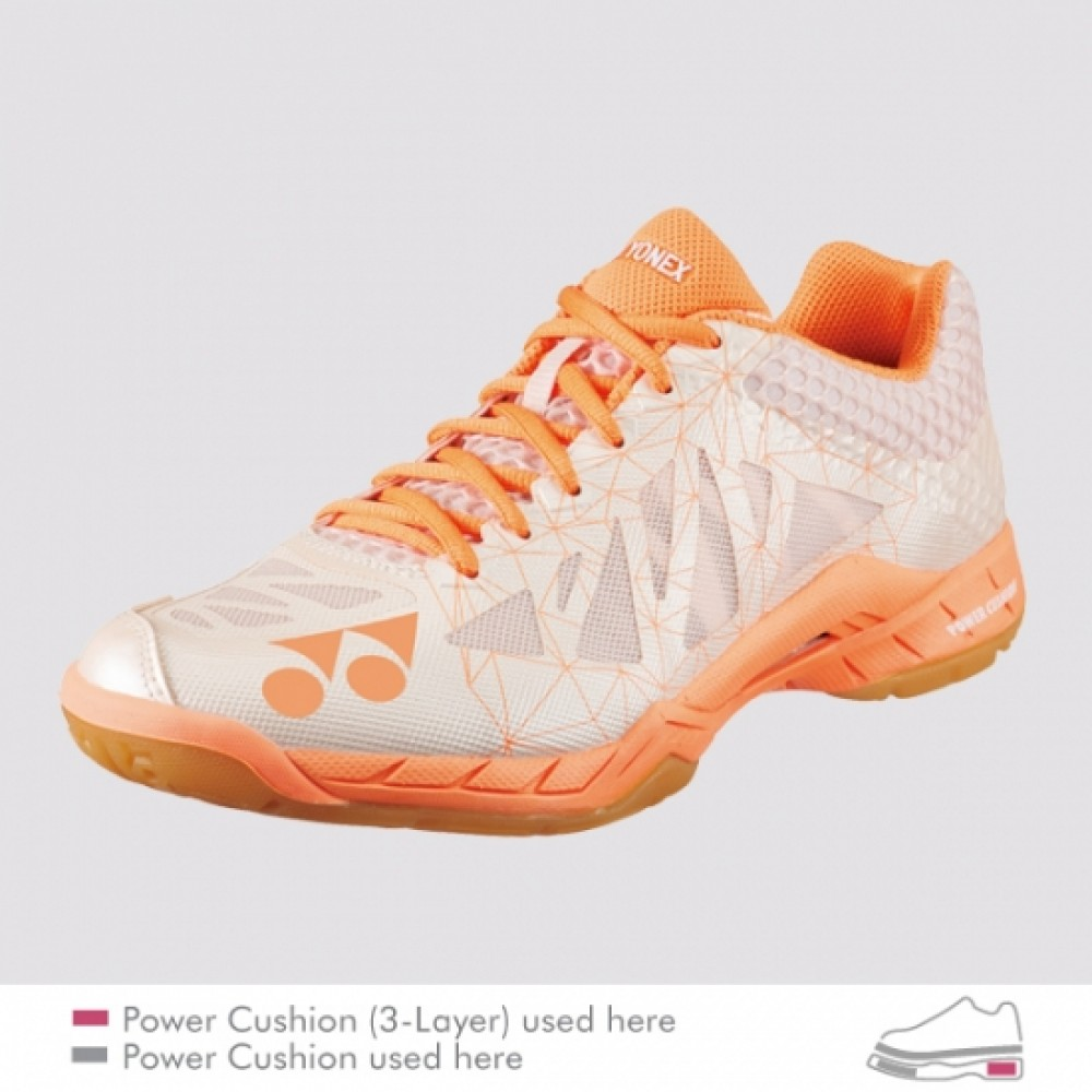 Yonex Aerus 2 Ladies Pale Orange-31
