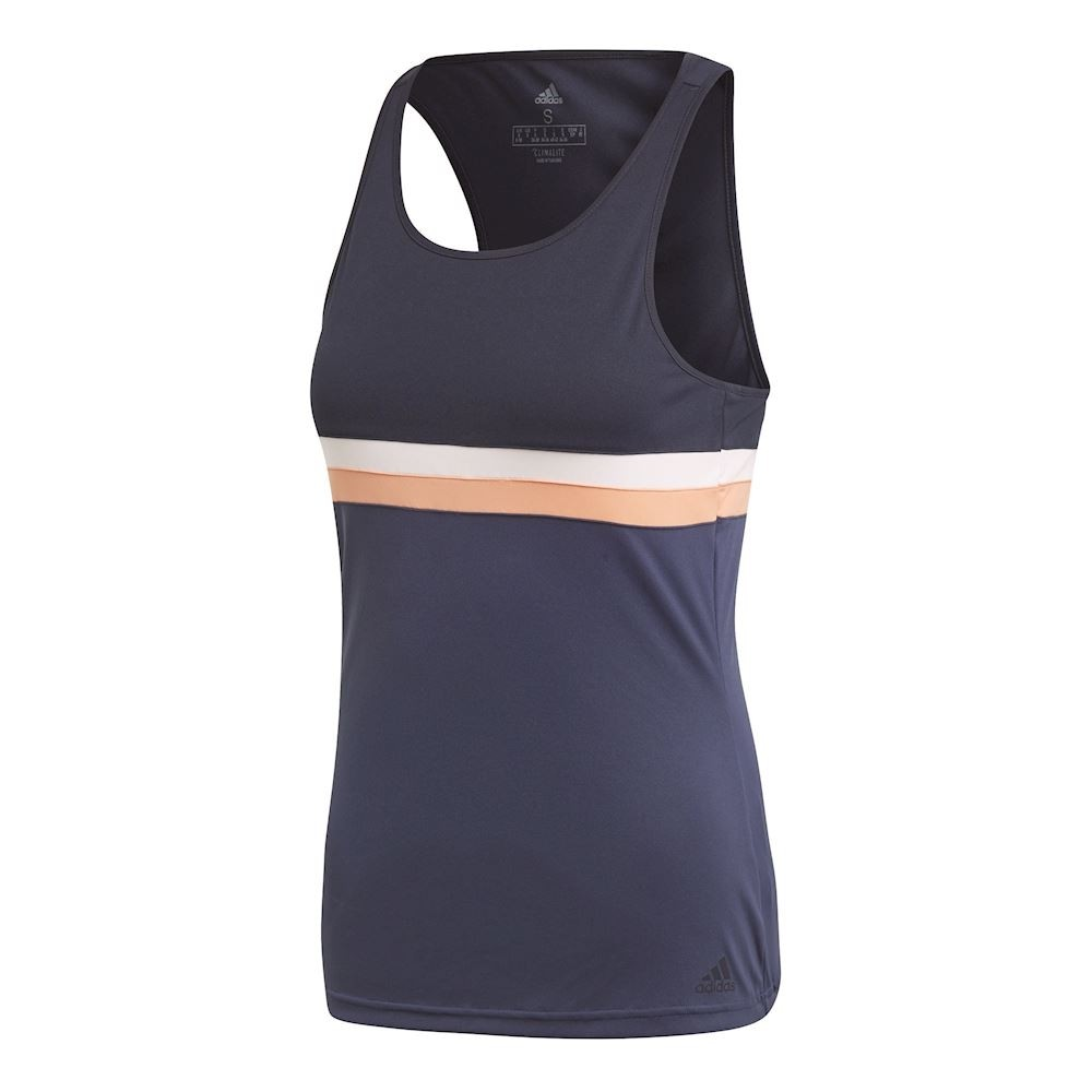 adidas Club Tank Woman blue-36