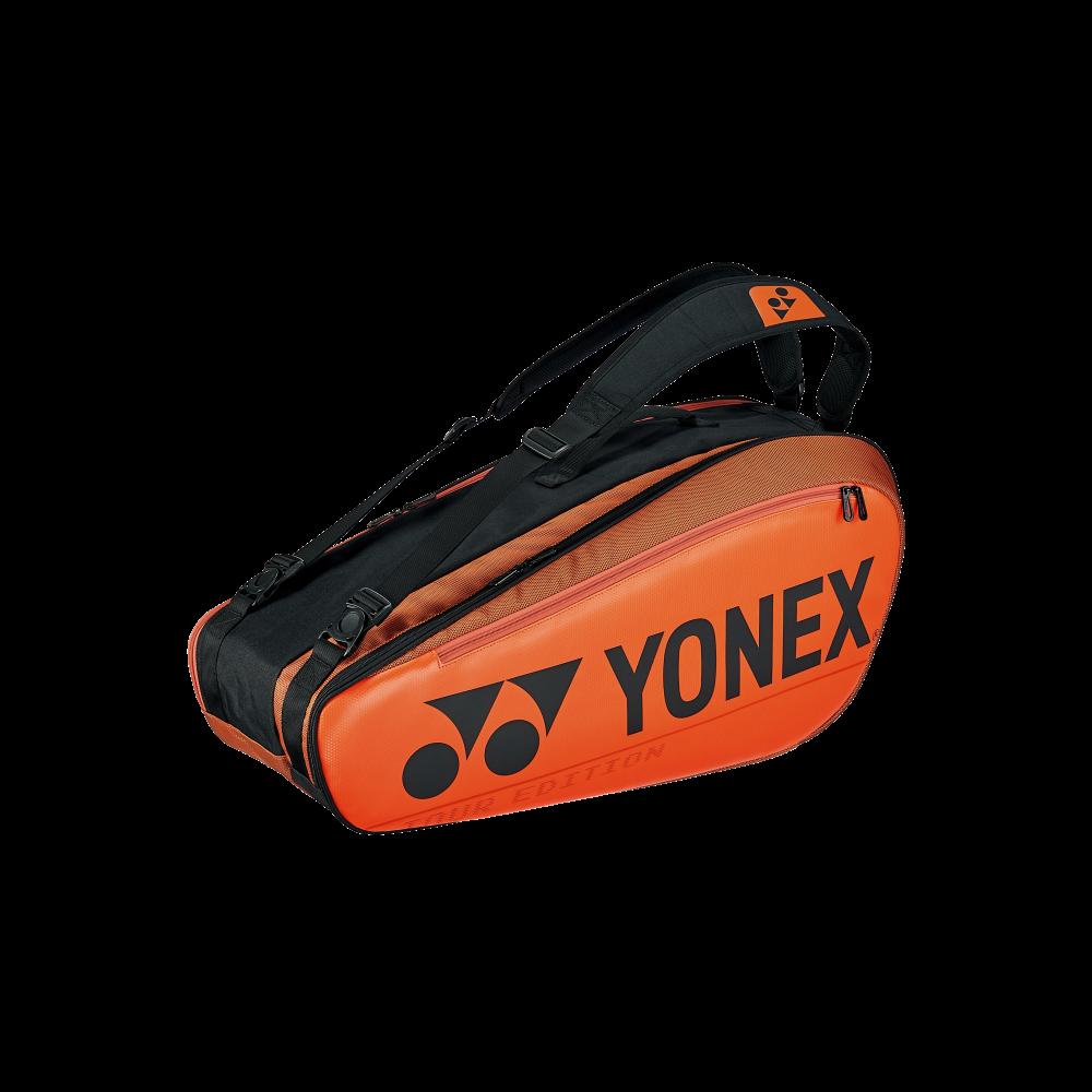 Yonex Pro Racketbag 6pcs 92026EX cobber orange-39