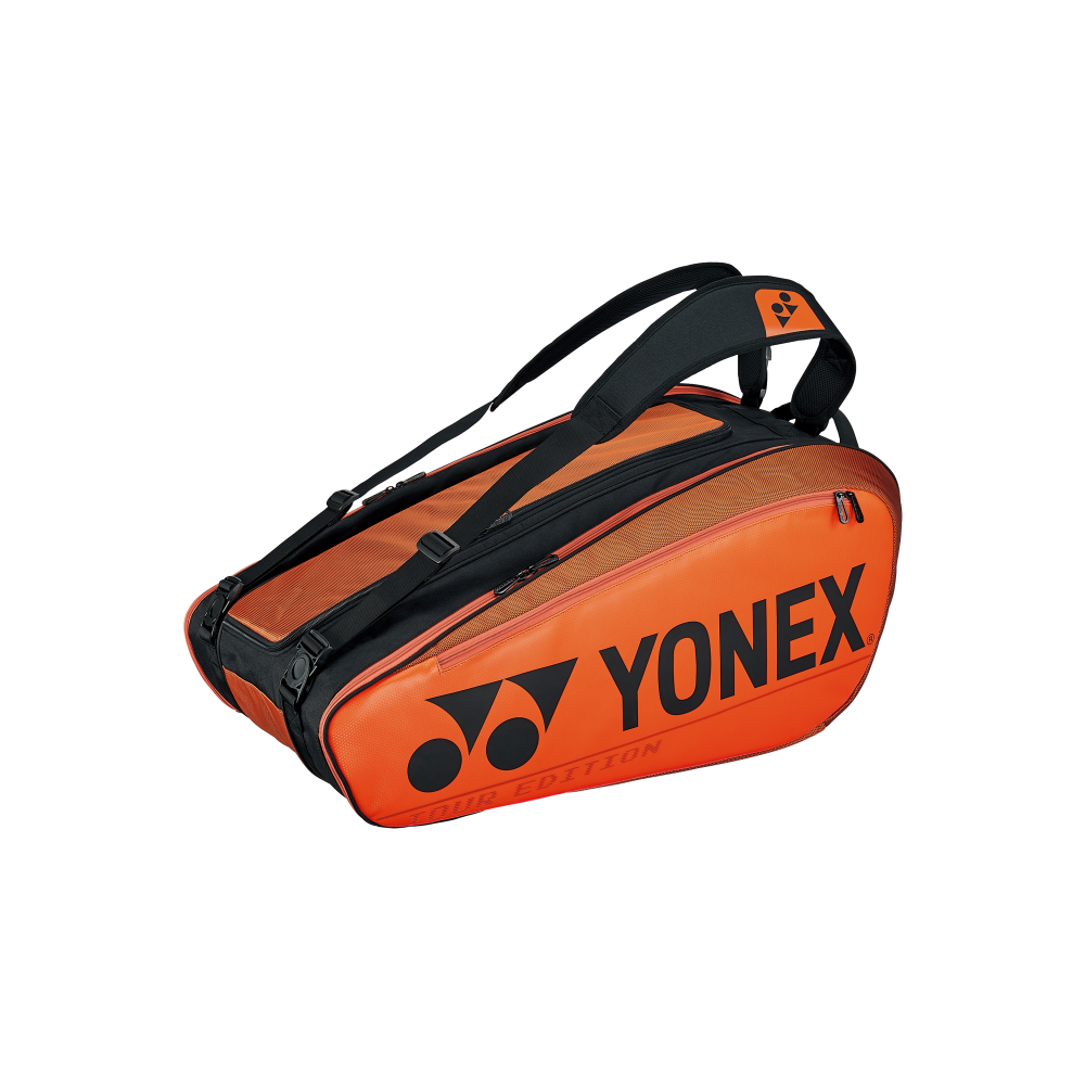 Yonex Pro Racketbag 9pcs 92029EX orange-36
