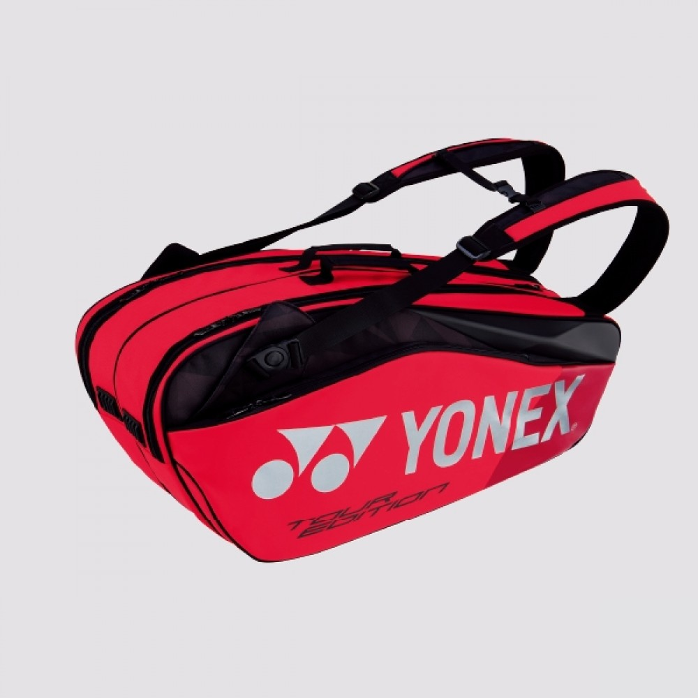 YONEXBAG9826flamered-35