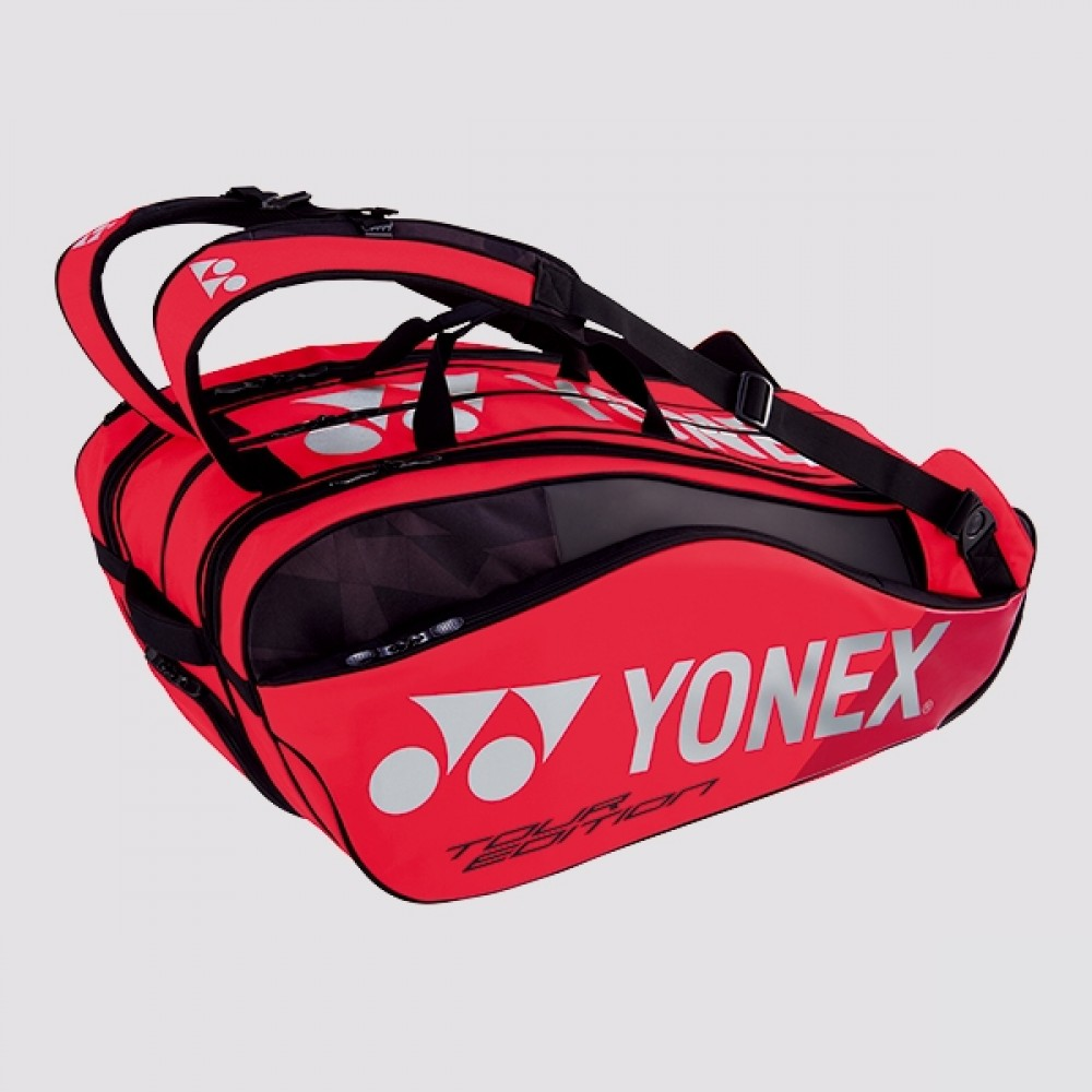 Yonex bag 9829 Flame red-32