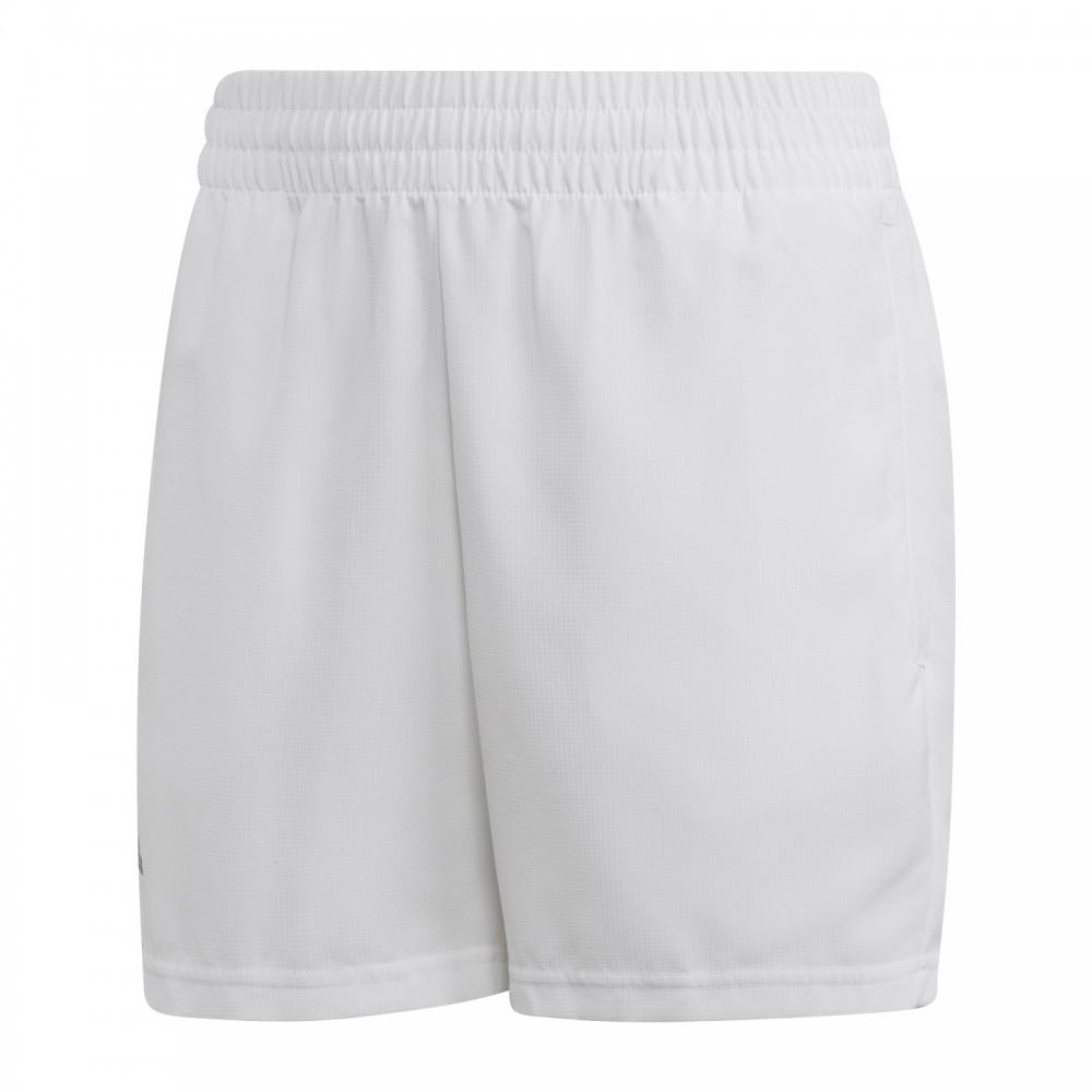 adidas Boys club shorts hvid-33