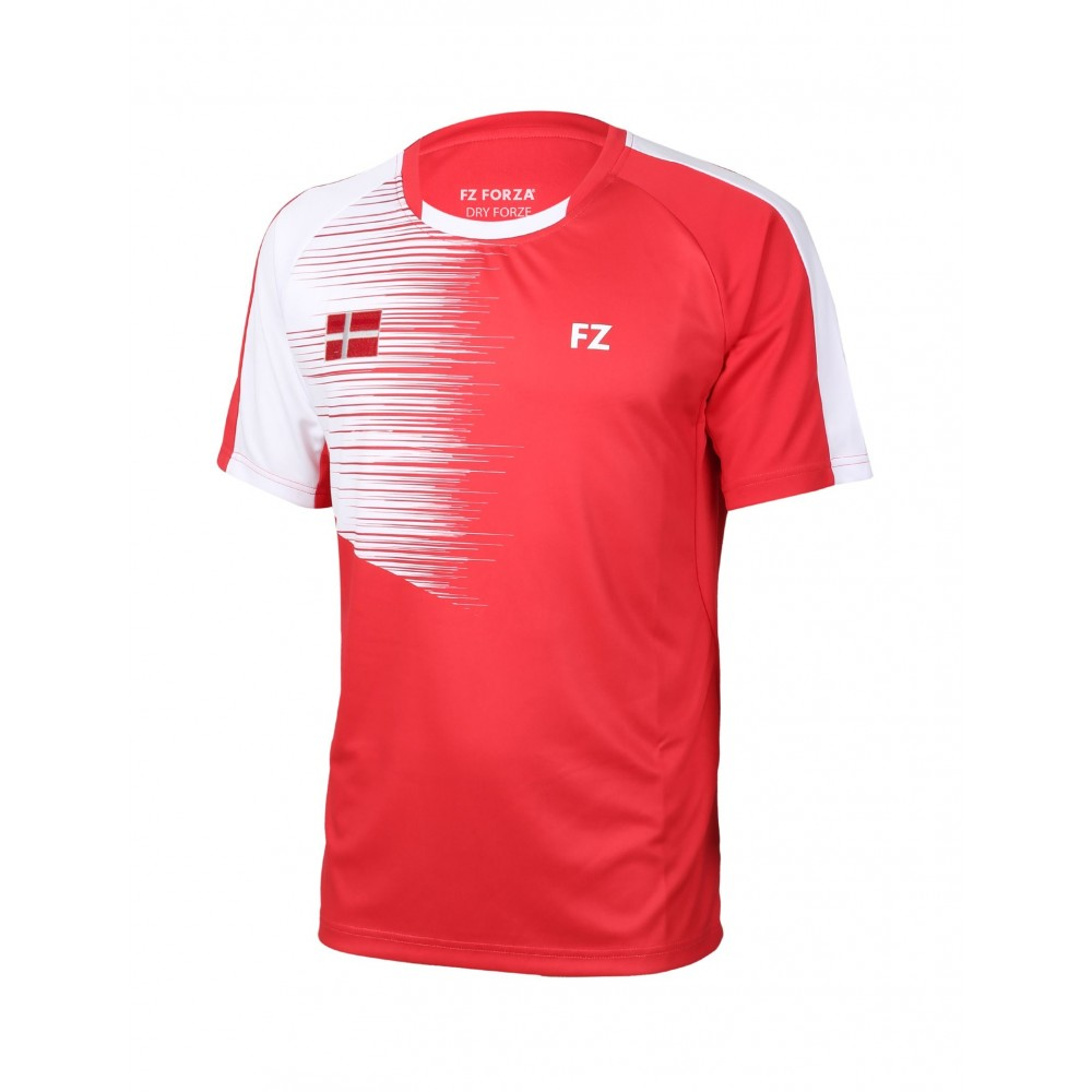 FZ Forza Blaster Red National T-shirt-313