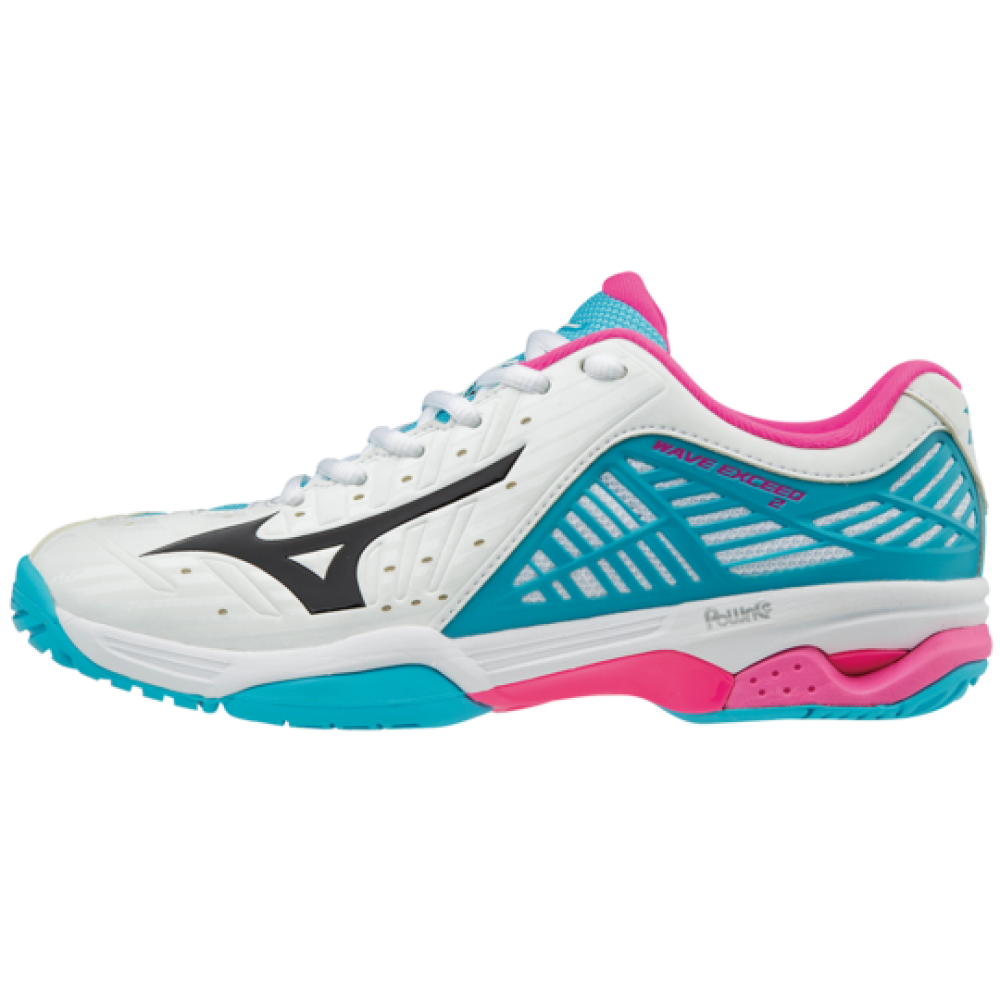 Mizuno Wave Exceed 2 AC women white-33