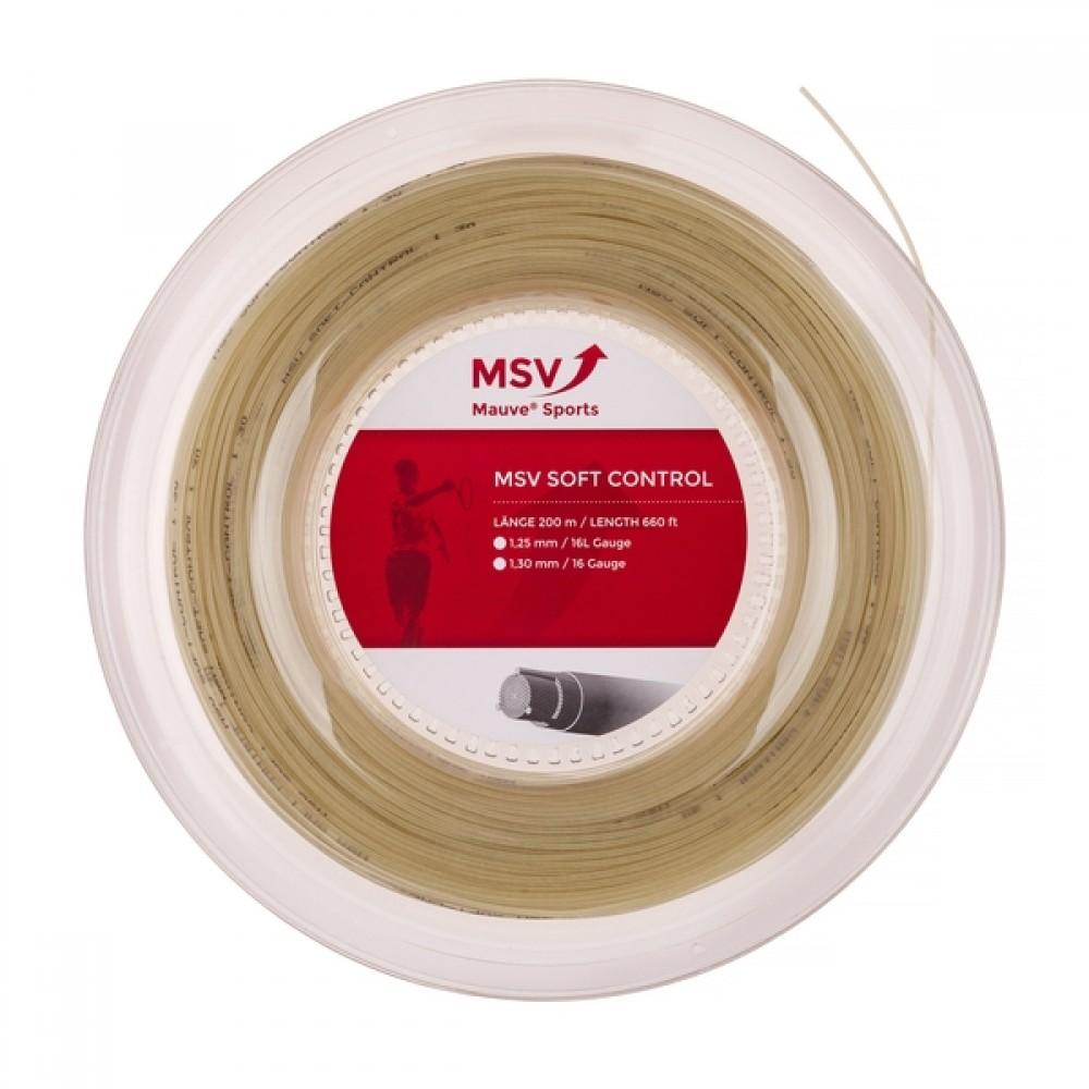 MSV Soft Control Tennis String 200m-32