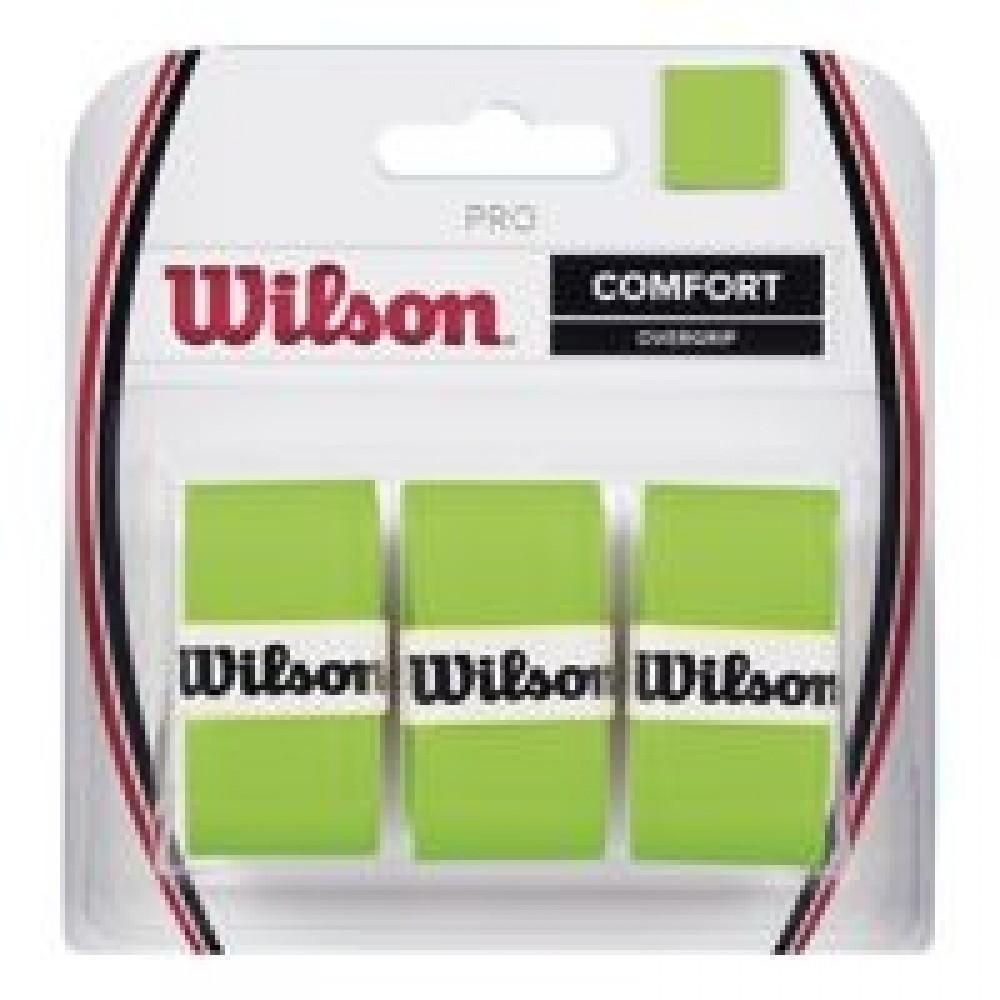 Wilson pro overgrip Green-32