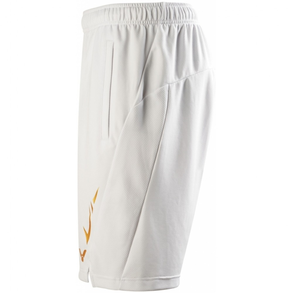 Victor Shorts Denmark National Team white 2020-34