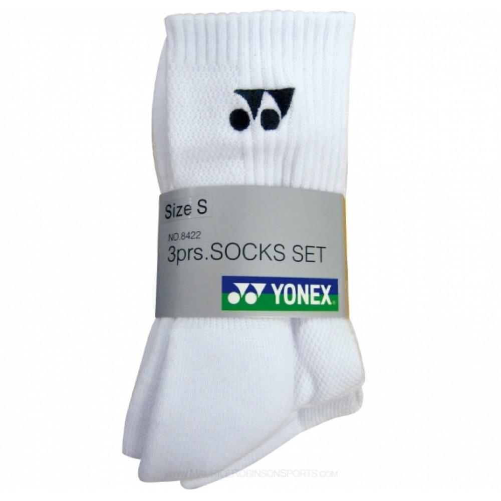Yonex Socks 3 pack-31