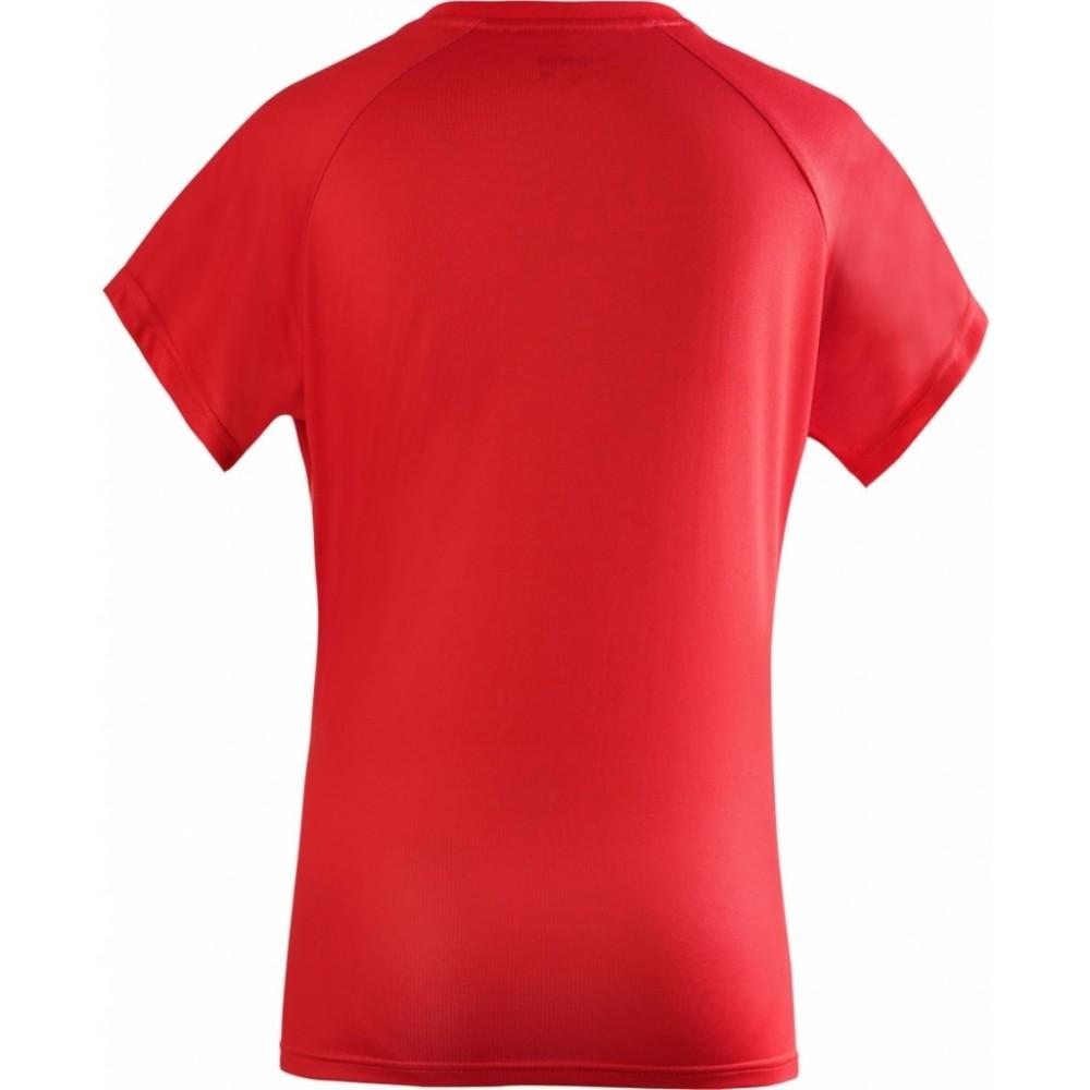 VictorDenmarkTeamWomenPromoTshirt2020red-31