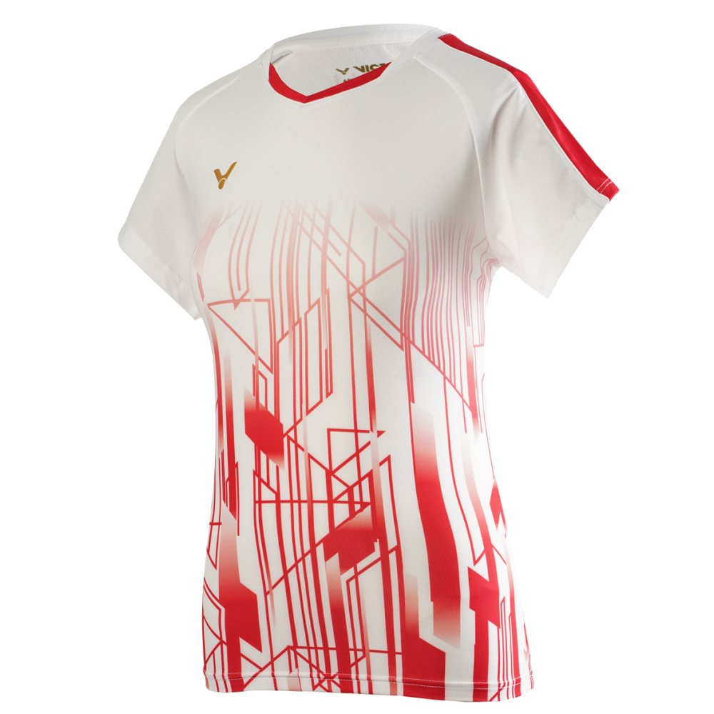 VictorDenmarkTeamWomenTshirt2020white-38