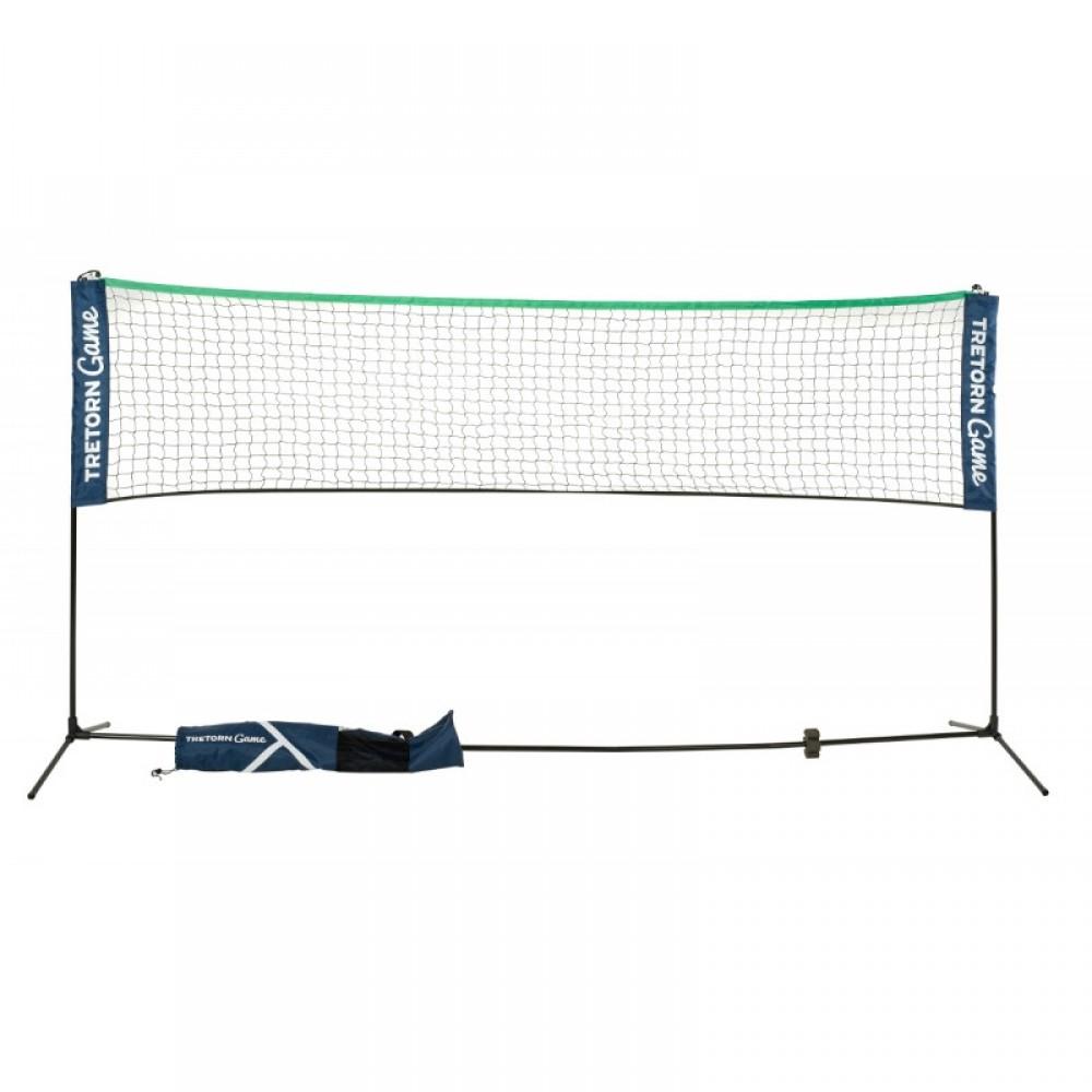 Tretorn Game Net (tennis + badminton)-33