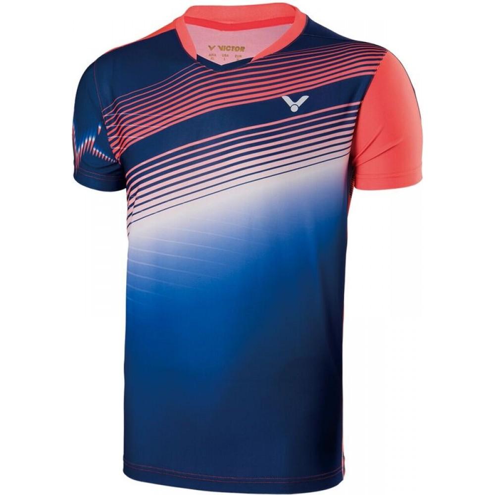 Victor Shirt malaysia Blue-31