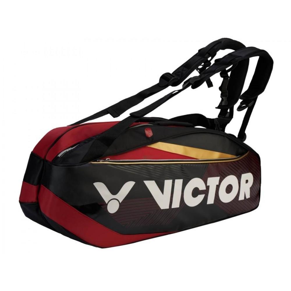 VICTOR Bag BR9209 Black/red-37