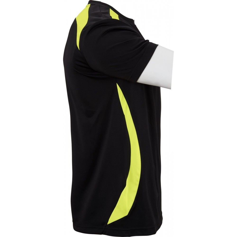 Victor T-shirt Function Unisex black 6949-31