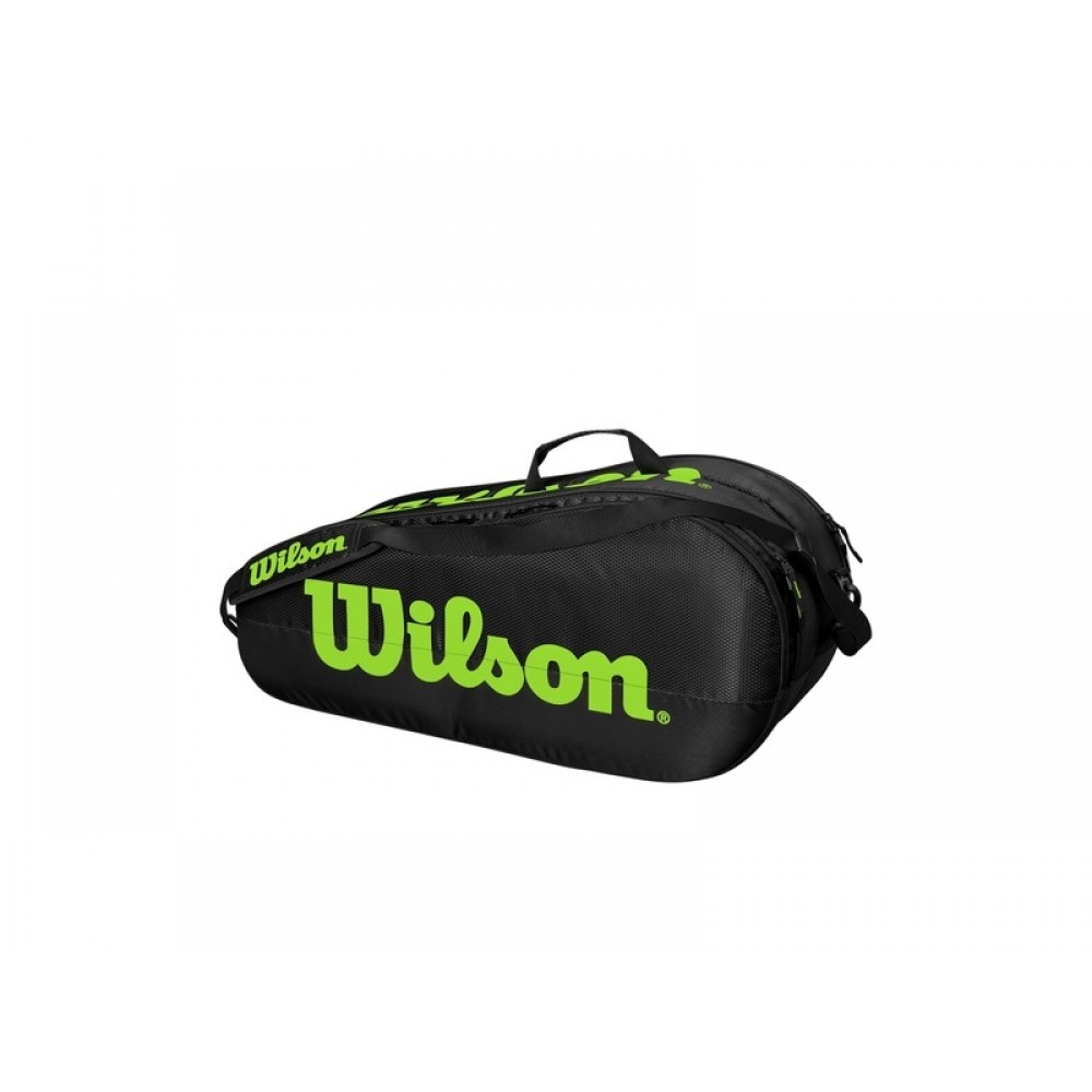 Wilson Team 2 COMP black/green-33