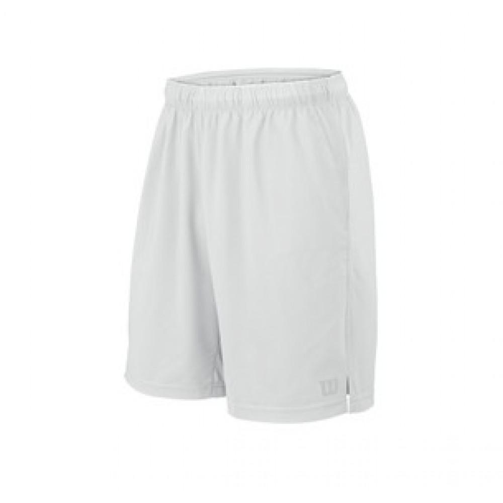 Wilson Shorts White Mens-31