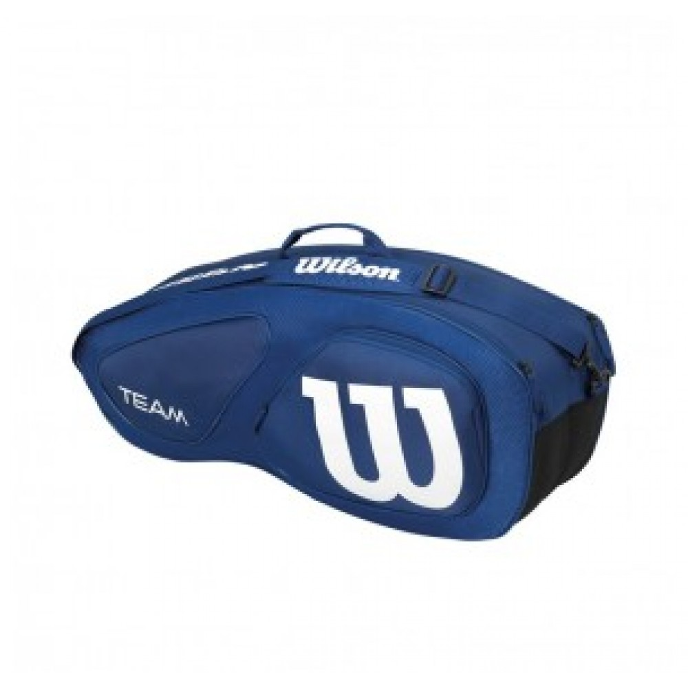 Wilson Team II 6PK Bag Blå-31