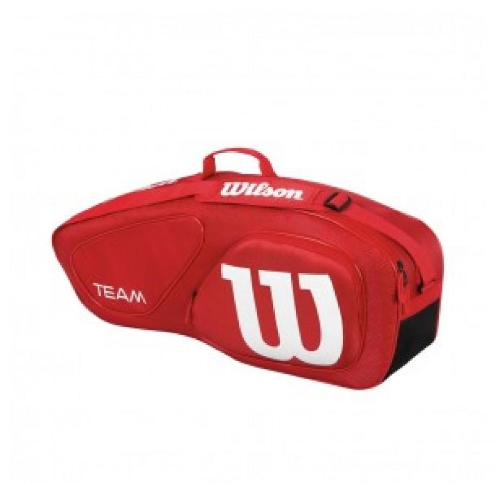 Wilson Team II 3PK bag Red-31