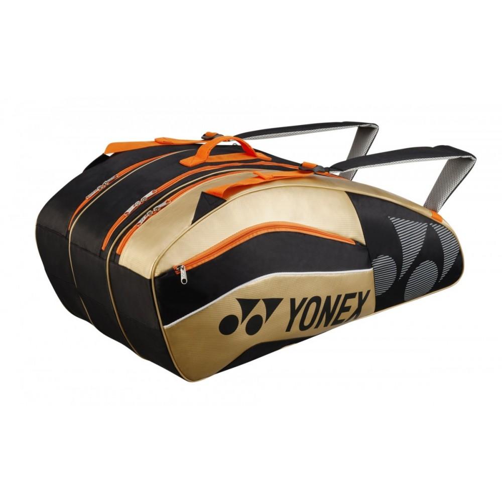 Yonex bag 8529 guld-31