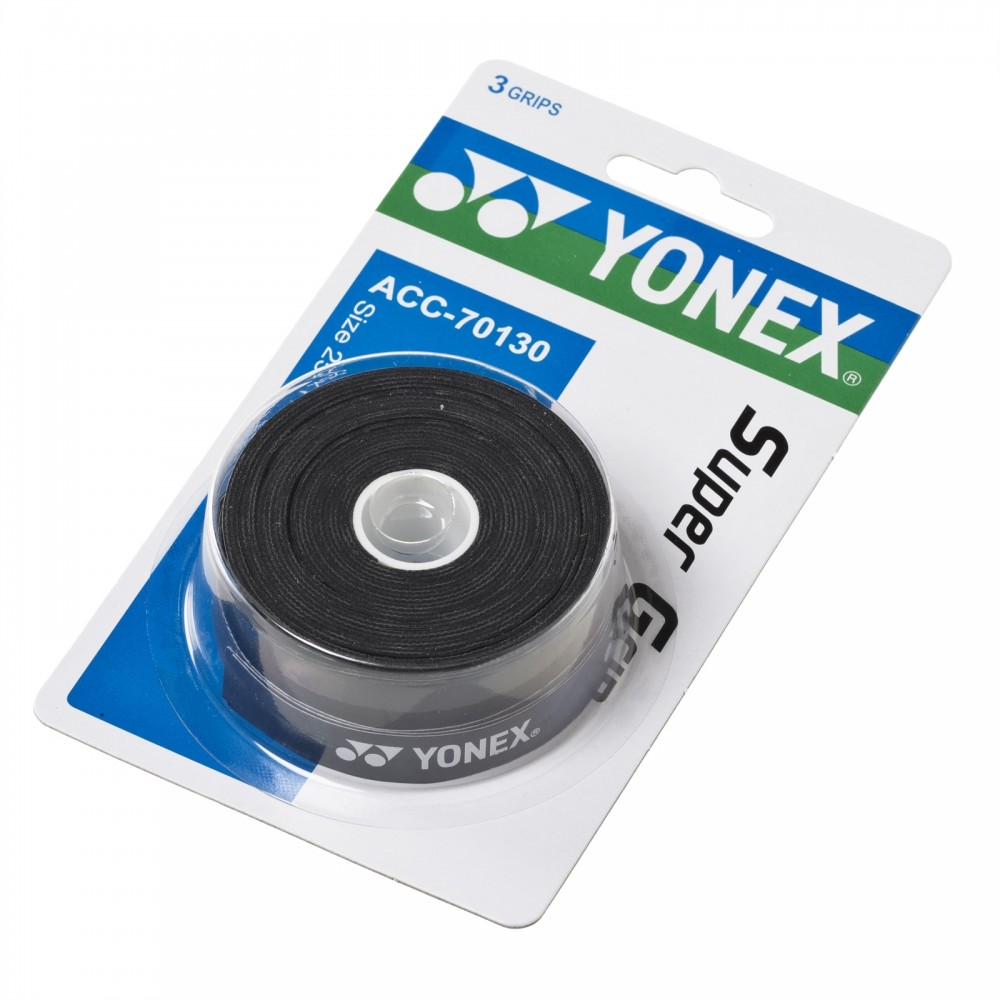 Yonex Super Grip, 3 stk.-33