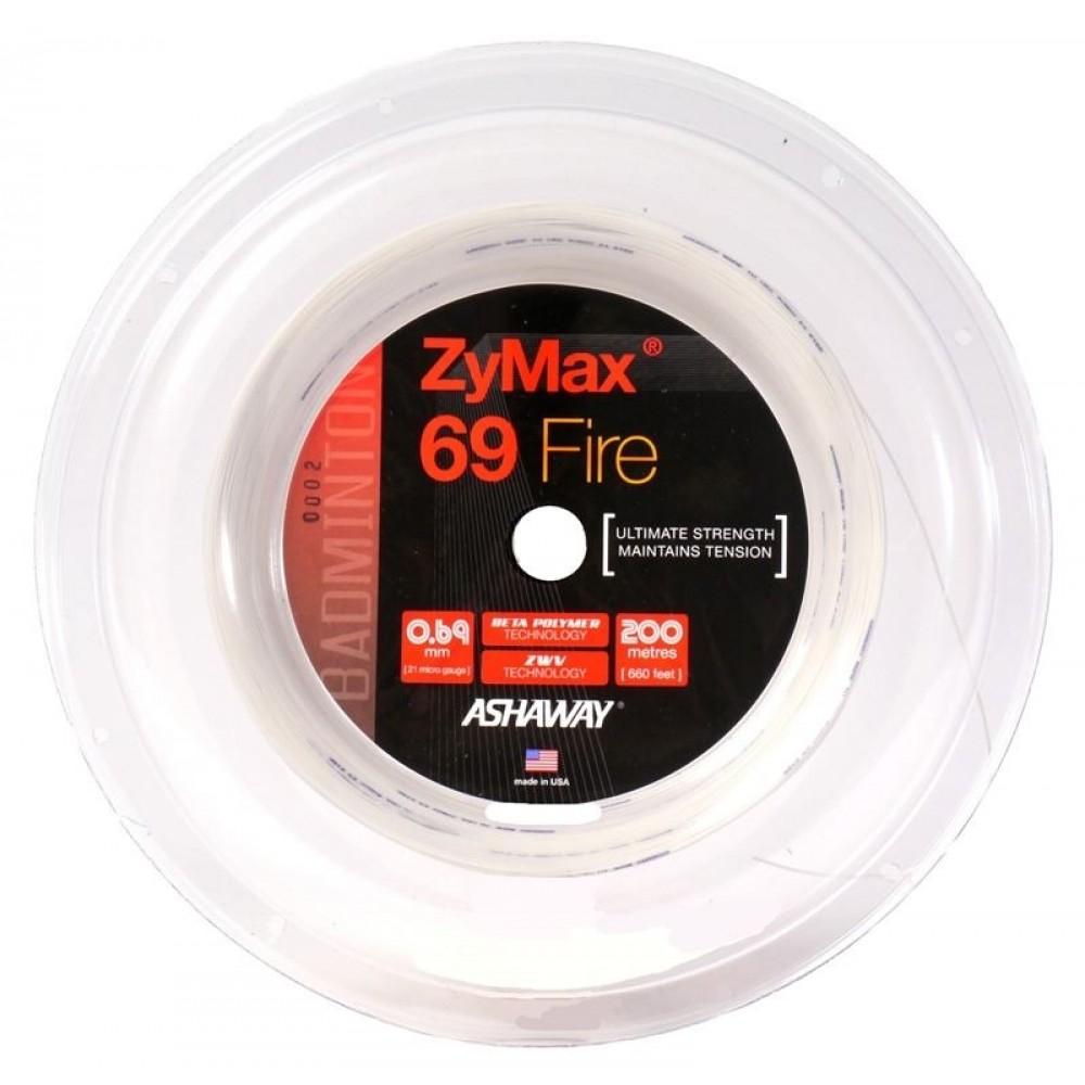 Ashaway ZyMax 69 Fire-31