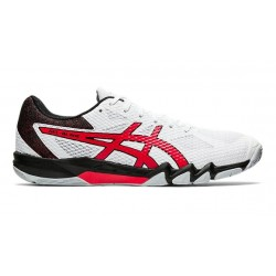 Asics Gel-Blade 7 Men white/red-20