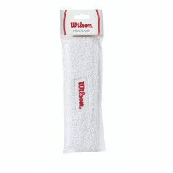 Wilson Headband hvid-20