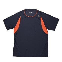 Yonex mens shirt 18510 Navy/orange-20