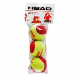 HEAD T.I.P rød bold (12 bolde)-20
