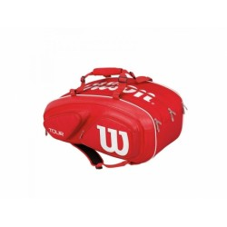 Wilson Tour V 15 pack red-20