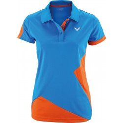 Victor Polo Function Female Orange 6118-20